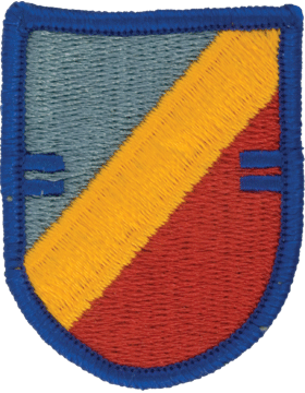 82nd Aviation 2nd BN Beret Flash