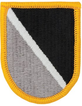 JFK 1ST SPECIAL WARFARE TRAINING GROUP (AIRBORNE) Beret Flash