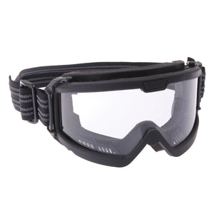Rothco ANSI Ballistic OTG Goggles Black and Clear