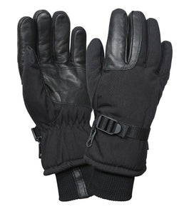 Rothco Cold Weather Military Gloves Black