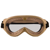 Rothco G.I. Type Sun, Wind & Dust Goggles Tan