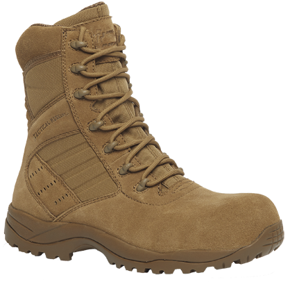 Belleville GUARDIAN TR536 CT Hot Weather Lightweight Composite Toe Boots - Coyote