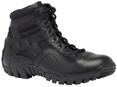 Belleville KHYBER TR966 Hot Weather Lightweight Tactical Boots - Black