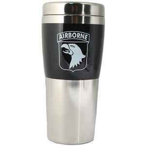 101st Airborne - Stainless Tumbler