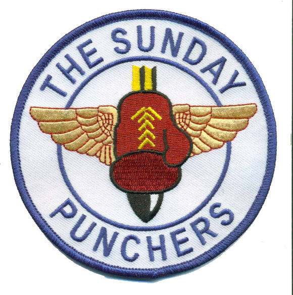 U.S. Navy VA-75 Patch - Sunday Punchers