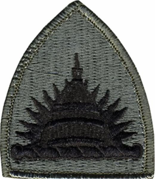 District of Columbia National Guard ACU Patch - Closeout
