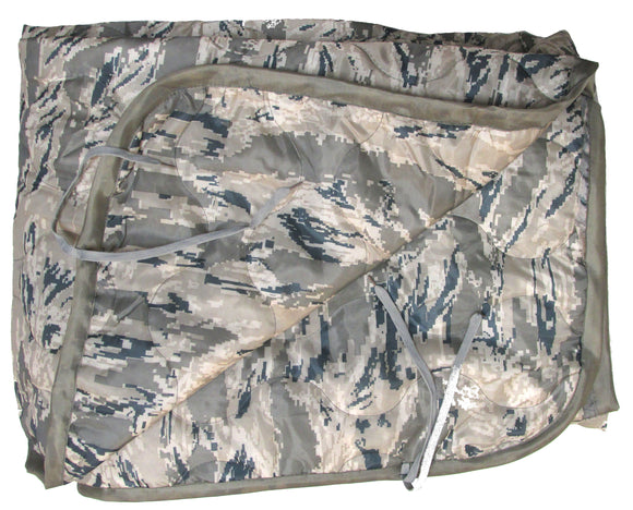 Air Force Tiger Stripe ABU Poncho Liner