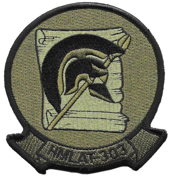 HMLAT-303 Atlas USMC Patch