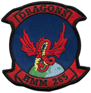 HMM-265 Dragons USMC Patch