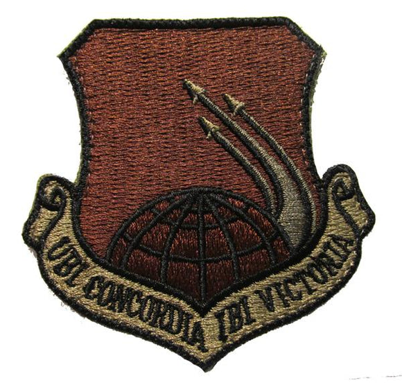495th Fighter Group OCP Patch - Spice Brown