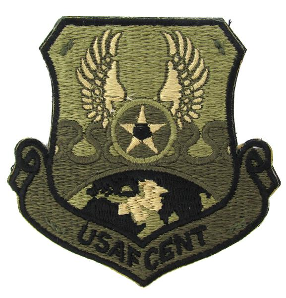 Air Force Central (USAFCENT) OCP Patch