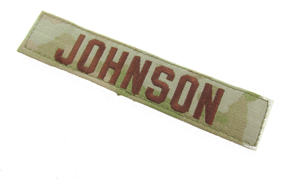 U.S. Air Force OCP Name Tape - 3 Color OCP