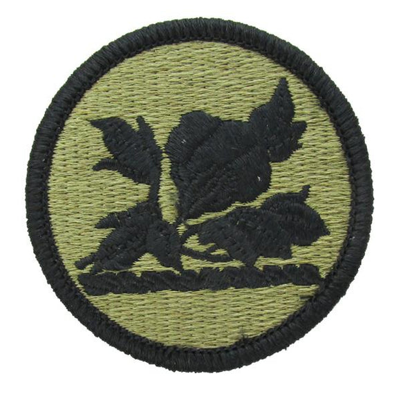 MILITARY PATCH US ARMY OCP HOOK AND LOOP ALABAMA NATIONAL GUARD