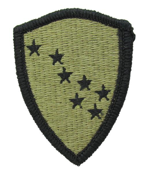 Alaska Army National Guard OCP Patch - Scorpion W2