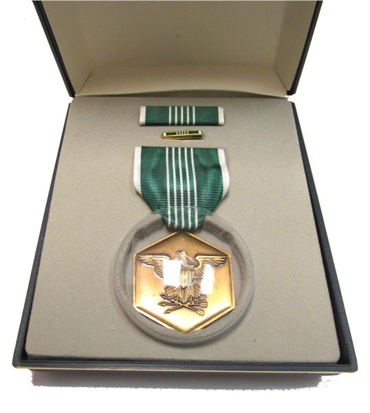 U.S. Army Commendation Medal Set with Ribbon