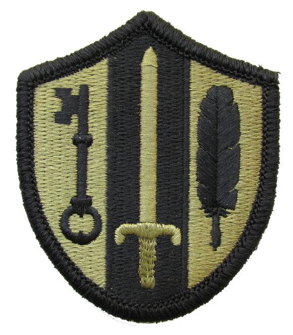 Army Reserve Readiness Command OCP Patch with Hook