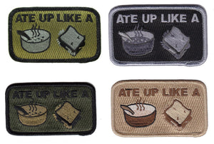 Ate Up Like a Soup Sandwich Patch - Various Colors