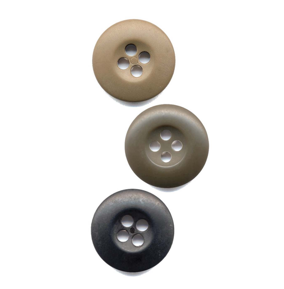 BDU Buttons - Bag of 100 Buttons