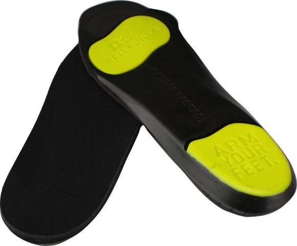 Belleville Shock Master Comfort Insoles - Replacement Boot Insoles