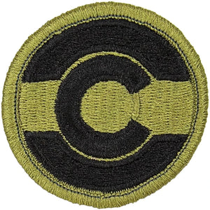 Colorado Army National Guard OCP Patch