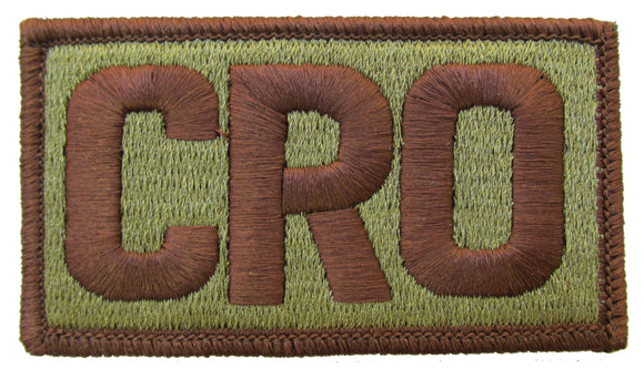 Air Force CRO OCP Patch Spice Brown - Combat Rescue Officer