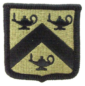 Command and General Staff OCP Patch - Scorpion W2