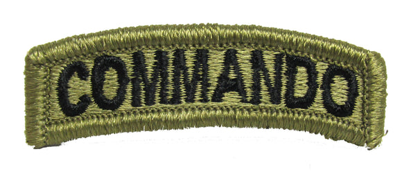 COMMANDO Tab OCP Patch - Scorpion W2