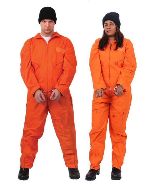 Prisoner Halloween Costume - Convict Costume