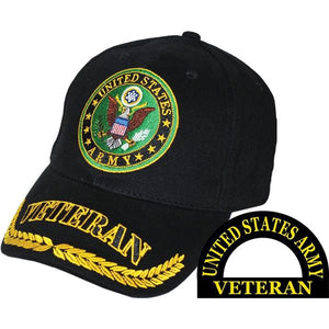 US Army Veteran Ball Cap