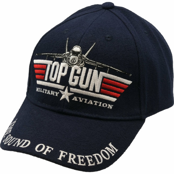 Top Gun Military Aviation Cap - Top Gun Hat