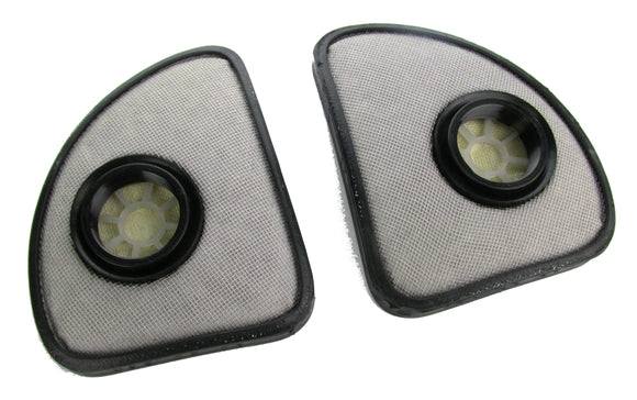 Czech Gas Mask Filter for M10 / M10M - 2 PACK