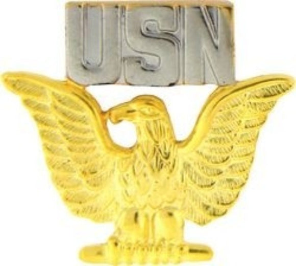 United States Navy (USN) Eagle Pin - 14941