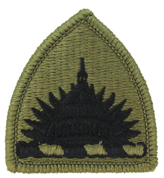 District of Columbia Army National Guard MultiCam  OCP Patch