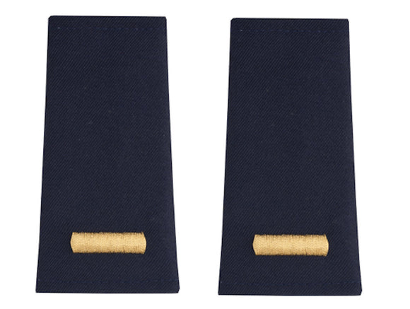 U.S. Air Force Epaulets - Shoulder Marks O-1 2nd Lieutenant