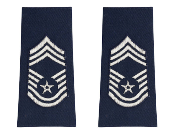 U.S. Air Force Epaulets - Shoulder Marks E-9 Chief Master Sergeant
