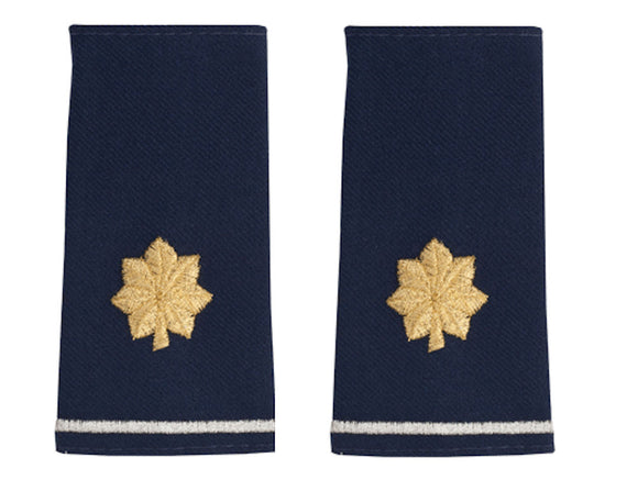 U.S. Air Force Epaulets - Shoulder Marks O-4 Major