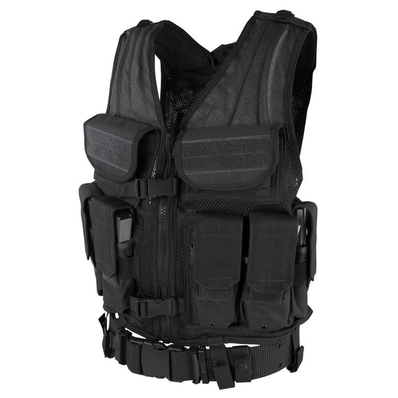 Condor Elite Tactical Vest Black