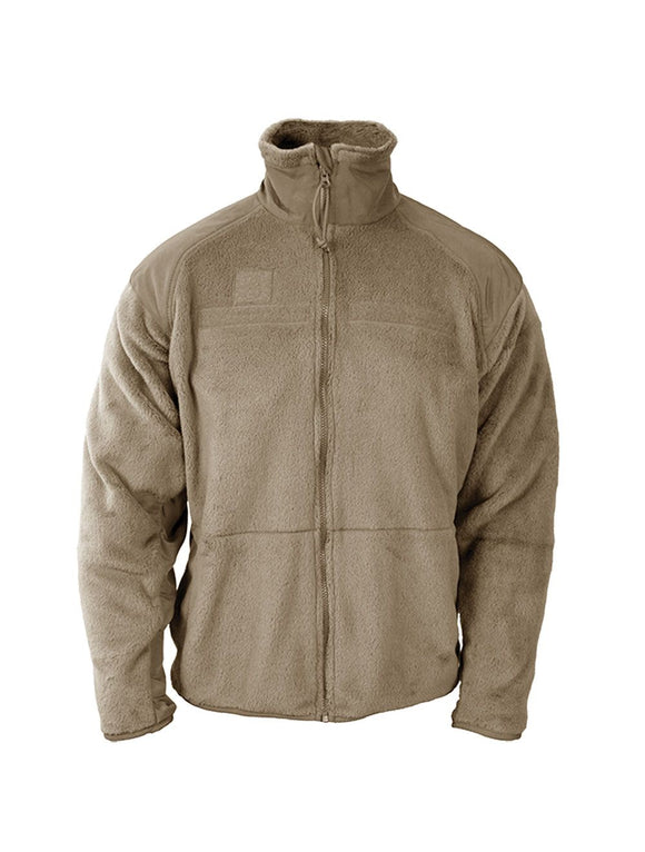 Propper F5494 GEN III Fleece Jacket - OCP Fleece Coyote Brown