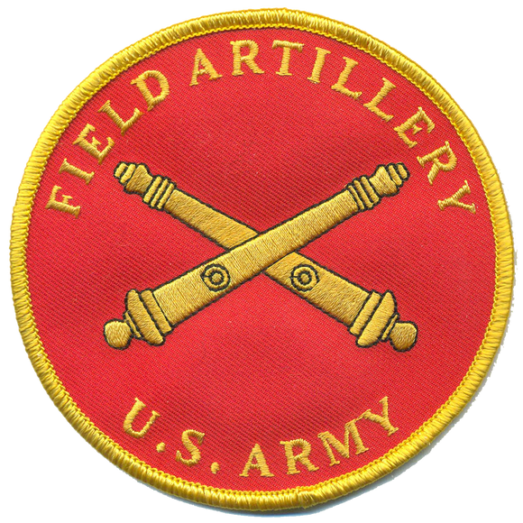 U.S. Army Field Artillery Novelty Patch