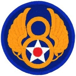 8th Air Force Small Patch