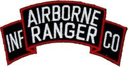 Airborne Ranger Small Patch