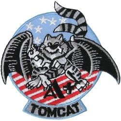 Tomcat Small Patch
