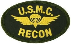 USMC Recon Small Patch