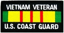 USCG Vietnam Veteran Small Patch
