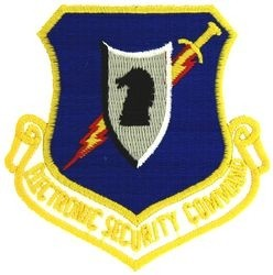 Elect Security Command Small Patch