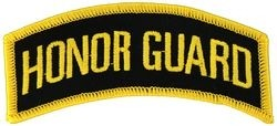Honor Guard Small Patch