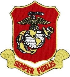 Semper Fidelis Small Patch