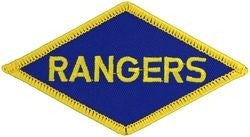 Rangers Small Patch
