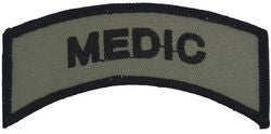 MEDIC Tab Small Patch