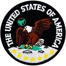 United States of America Small Patch